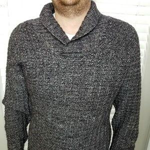 Marc Anthony Raglan Shawl Collar Sweater